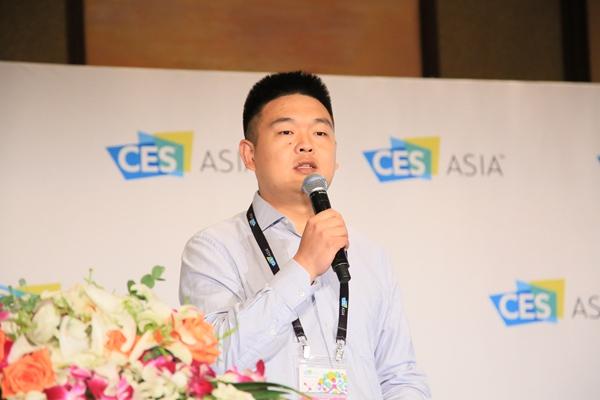 科大讯飞消费者事业群智能硬件事业部总经理张陈
