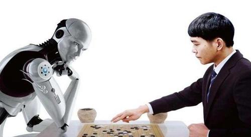 谷歌人为智能打败围棋冠军