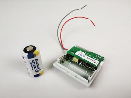 设备电路构造与配套电池