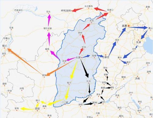 观众组织部路线图